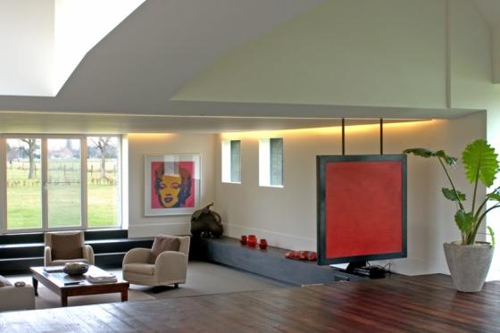 Renovatie woning destelbergen les acrobates d 39 int rieurs bvba for Huis voor na exterieur renovaties